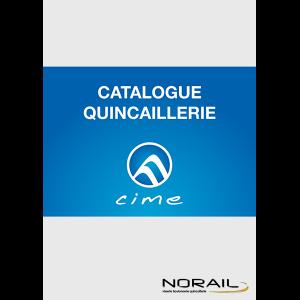 Catalogue QUINCAILLERIE de Norail