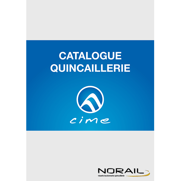 Catalogue QUINCAILLERIE de Norail