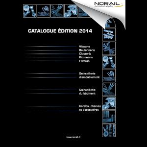 Catalogue général NORAIL, visserie, boulonnerie et quincaillerie