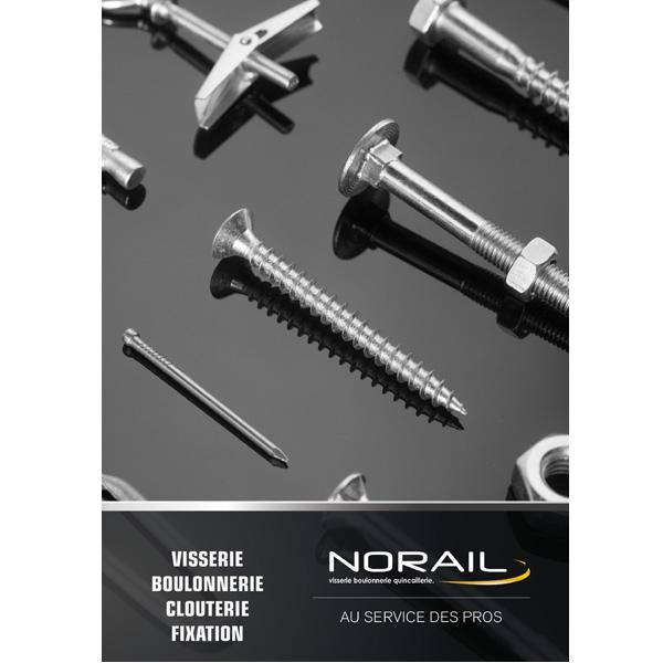 Catalogue NORAIL Clouterie Visserie Boulonnerie