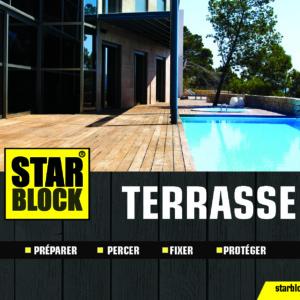Starblock Terrasse