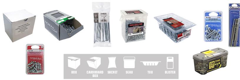packaging norail